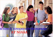 Science Education Program at NIAAA