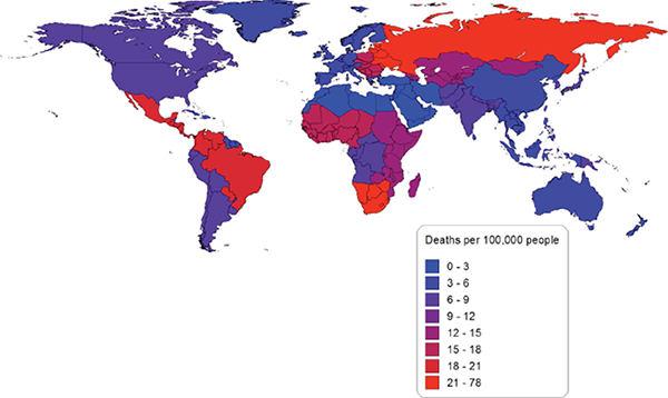 Countries Where  Is The Legal Drinking Age
